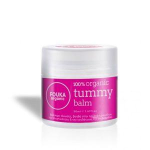 Fouka Organic Tummy Balm