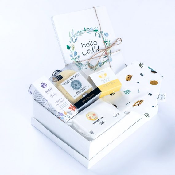 treat the mama gift box premium για νεογέννητα