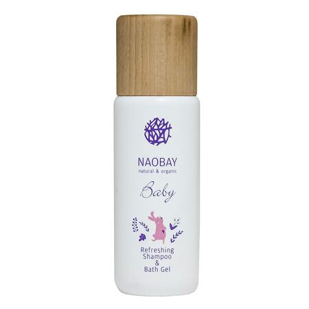 naobay organic shampoo and shower