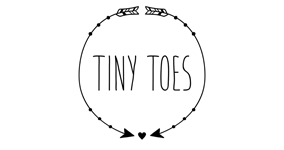 tiny toes logo treat the mama