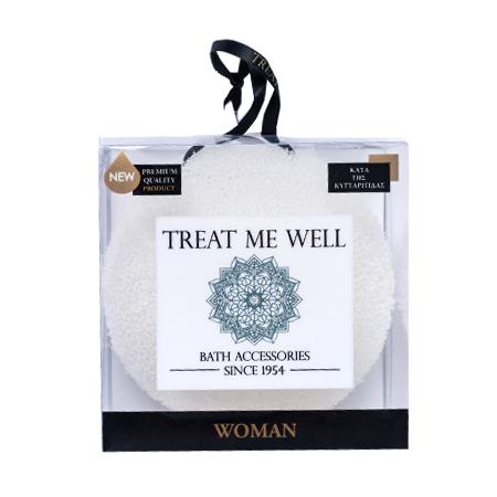 treat me well anti cellulite sponge