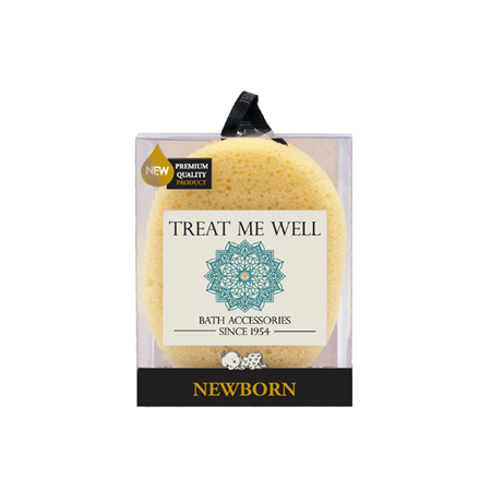 treat me well newborn sponge