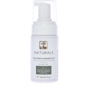 Bioselect Naturals Face Foam Cleanser