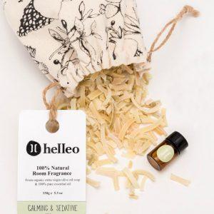 helleo aromatikou xorou gia to paidiko domatio calmind and sedative