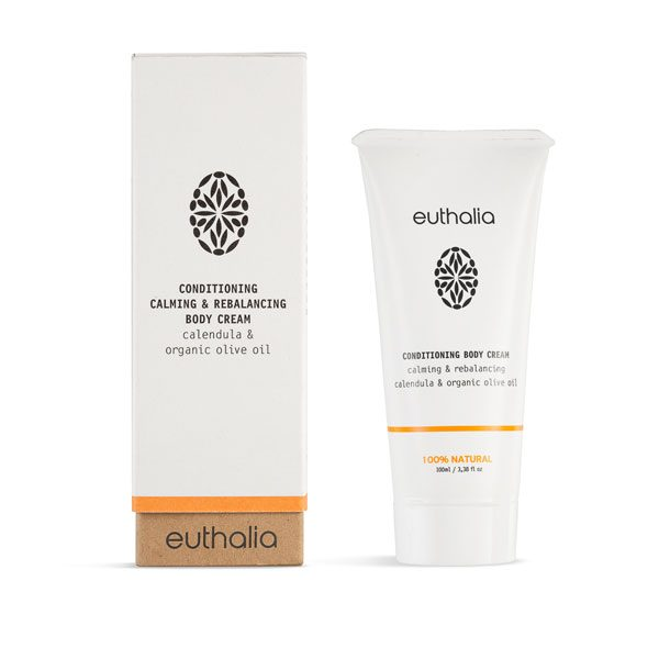 natural conditioning body cream euthalia