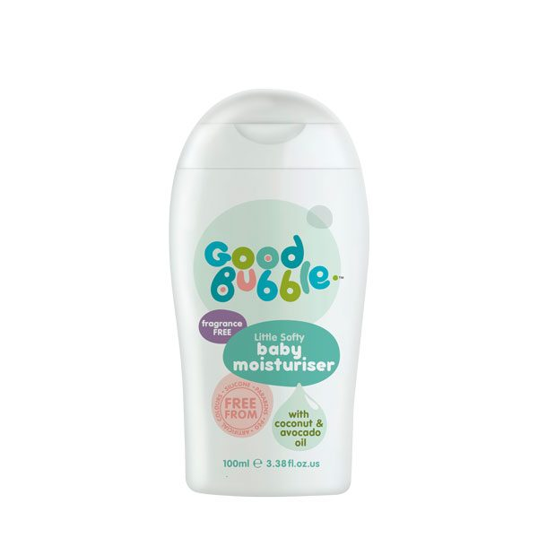 Good Bubble Βρεφικό Ενυδατικό Γαλάκτωμα Little Softy