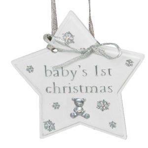 Baby's 1st Christmas Στολίδι δέντρου