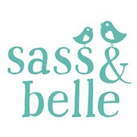 Sass & Belle Logo Treat the Mama