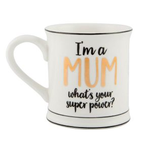 Κούπα I'm a mum - what's your superpower?