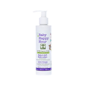 Bioselect Απαλό γαλάκτωμα σώματος για μωρά