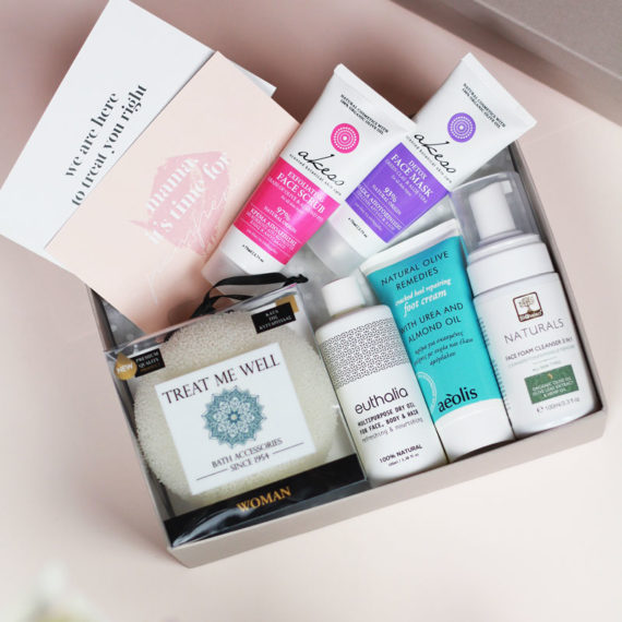 Mama it's time for pampering Gift Box
