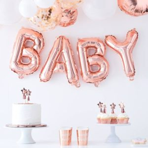 Μπαλόνι Baby για baby shower