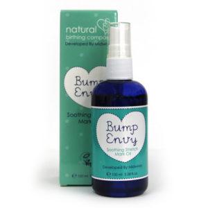 Natural Birthing Company Λαδάκι κατά των Ραγάδων Pump Envy