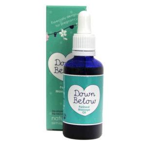 Down Below Perineal Massage Oil