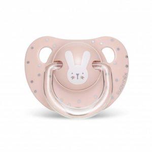 Suavinex Hygge Πιπίλα Σιλικόνης Evo 0-6m Pink