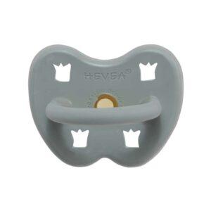 Hevea Ορθοδοντική Πιπίλα Gorgeous Grey (3-36m)