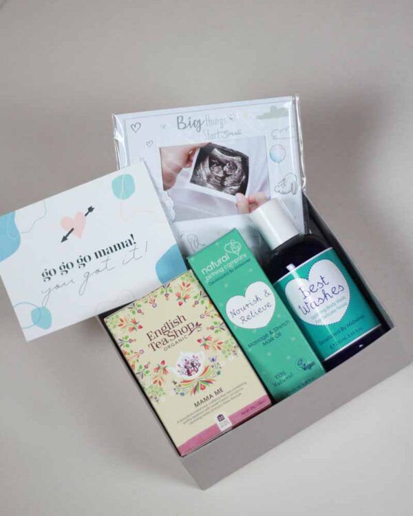 'Mama-to-Be' Mini Gift Box