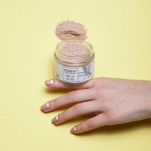 Apeiranthos Pink Clay Mask