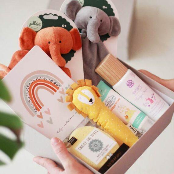 'Safari Baby' Gift Box