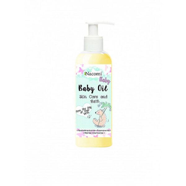 Nacomi Baby Oil 130ml